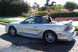 2002 ford mustang gt convertible ford mustang fourth generation