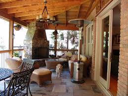Hanging Plants For Patio Glamorous Propane Patio Heater In Porch Traditional With Hanging