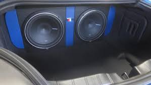 camaro speaker box 6 camaro 2016 lt ls ss dual 10 12 rear rally stripes