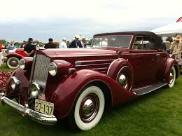 741 best packard images on vintage cars cars and
