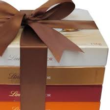 Gift Towers Lindt Chocolate Gift Towers The Sweet Bonbon Company