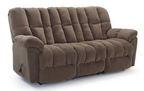 Reclining Sofa For Sale Casual Plush Power Reclining Sofa With Coverage Chaise