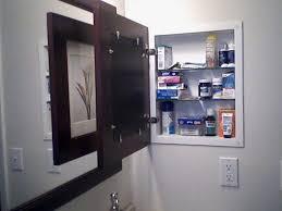Bathroom Wall Medicine Cabinets In Wall Medicine Cabinet For Bathroom Decorating Idea U2014 Home Ideas