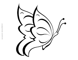 good coloring pages of butterflies 42 for picture coloring page