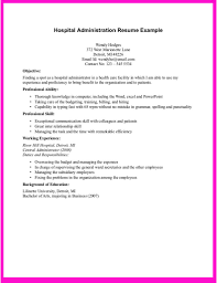 Examples Of Easy Resumes 100 Typing Resume Impressive Professional Administrative
