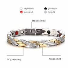 germanium magnetic health bracelet images Health energy magnetic ion germanium bracelet gypsy star gallery jpg