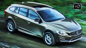 volvo official 2015 volvo v60 cross country wagon official video hd youtube