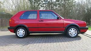 volkswagen hatchback 1990 1990 volkswagen golf gti classic car auctions