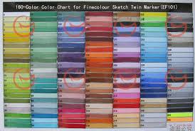 online shop free shipping 160 colour finecolour sketch twin marker