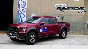 Ford Raptor Truck Engine - 2017 ford raptor engine start with the key youtube