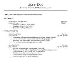 What Should A Resume Look Like For A Job by What Should Be In A Resume Resume Templates