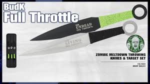 target kitchen knives meltdown throwing knives target set 29 99