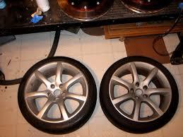pics dupli color silver wheel paint on g35 wheels maxima forums