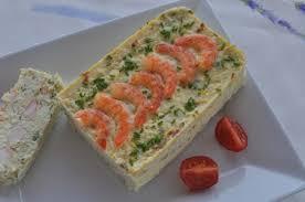 recette terrine de poisson aux crevettes cuisinez terrine de