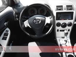 toyota corolla toyota corolla 2009 2011 dash kits diy dash trim kit