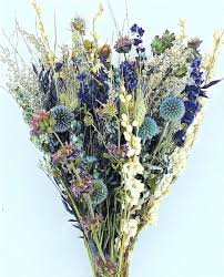 dried flowers dried blue flowers dried flower bouquets flower bouquets mink
