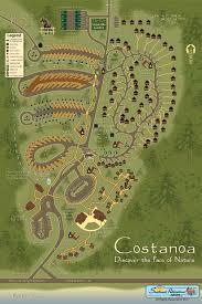 Camp Dearborn Map Pescadero California Campground Santa Cruz North Costanoa Koa