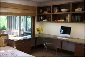 cool home office desks simple home office inspiring l shaped home
