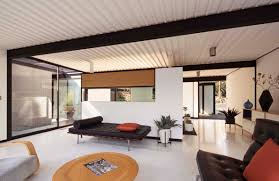 most iconic house in l a eichler network