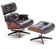 Lounge And Ottoman Eames Lounge And Ottoman 1956 Vitra Miniature Chair Nova68