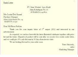doc 500780 business inquiry letter sample u2013 formal letters how