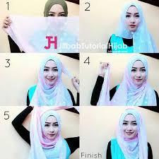 simple hijab styles tutorial segi empat tutorial hijab segi empat simple tapi mewah dan elegant bermotif