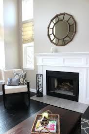 living room fireplace decorating ideas pertaining design brick