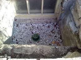 Basement Window Well Drainage by Window Wells