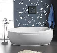 unique and catchy bathroom with bubble wall decal ideas chic and bathroom chic and sweet wall decals for bathroom giving you attractive bathing space unique