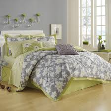 light grey comforter set light green comforter set dkny secret garden donnakaranhome com 2