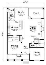 Houseplans Com by Craftsman Style House Plan 4 Beds 2 50 Baths 3005 Sq Ft Plan