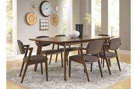 dining room tables contemporary isabella modern dining room set