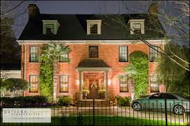 Outdoor Lighting Greenville Sc Welcome Guests With Driveway And Entryway Lighting This