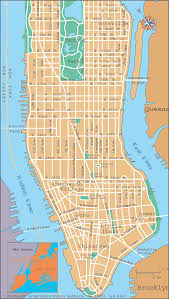 Map Of Midtown Manhattan Download Manhattan Street Map Major Tourist Attractions Maps