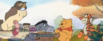 a winnie the pooh thanksgiving cast images the voice actors