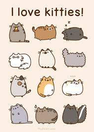 Pusheen The Cat Meme - i am pusheen the cat by claire belton reviews discussion