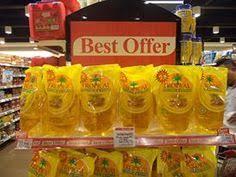 Minyak Almond Di Supermarket supermarket menyediakan banyak produk makanan khas korea mulai