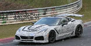 corvette zr1 stats 2019 corvette zr1 specifications price release date leaked