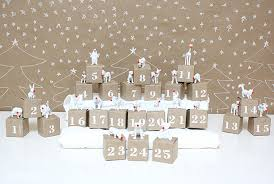 Advent Decorations Diy Advent Calendars Christmas Decorations
