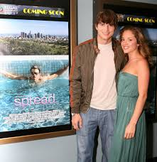 ashton kutcher and margarita levieva photos photos gotham