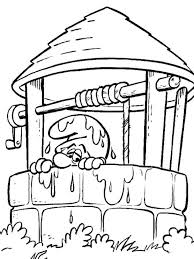 smurfs coloring pages download print smurfs coloring