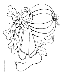 free thanksgiving food coloring pages 016