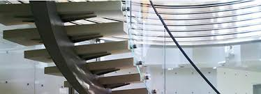 Custom Staircase Design Bloomington Custom Metal Staircase Design Metalart Inc