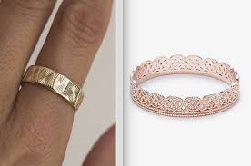wedding band alternatives 19 beautiful alternative wedding bands that ll the damn show