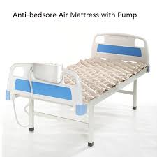 anti bedsore alternating hospital bed air pressure mattress with