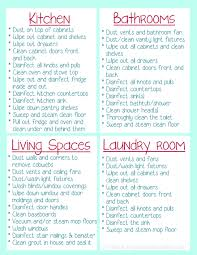house checklist clean your house before you move in free printable ask anna