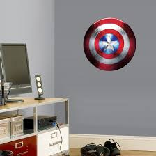 captain america shield large wall cling compare to fathead captain america shield large wall cling compare to fathead ships free 13 deals