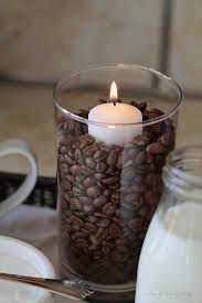 coffee bean candle my christmas kitchen grows