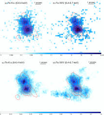 fast and furious shock heated gas as the origin of spatially