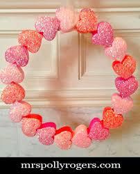 Valentine S Day Decor Dollar Tree by Click Here To Diy Dollar Tree Heart Box Valentine Wreath I Got
